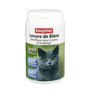 LEVURE DE BIÈRE (250 COMPRIMÉS)