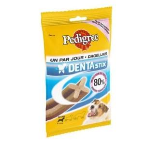 DENTASTIX CHIOT/PETIT CHIEN 7 STICKS 110GR