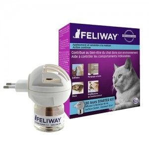 FELIWAY DIFFUSEUR + RECHARGE 1 MOIS