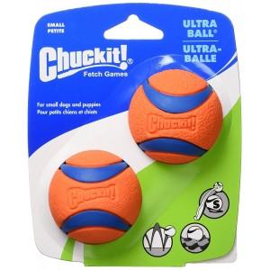 CHUCKIT ULTRA BALLE MINI X2