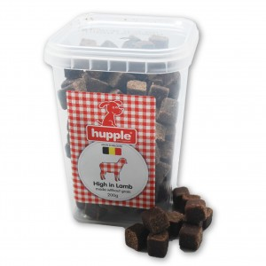 FRIANDISES HUPPLE HIGH IN LAMB 200GR