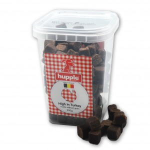 FRIANDISES HUPPLE HIGH IN TURKEY 200GR