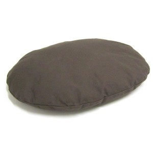 COUSSIN OVALE RATTAN