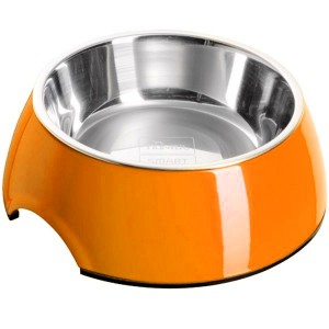 GAMELLE MELAMINE ORANGE