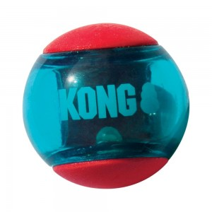 BALLES KONG SQUEEZZ ACTION 3 PIECES