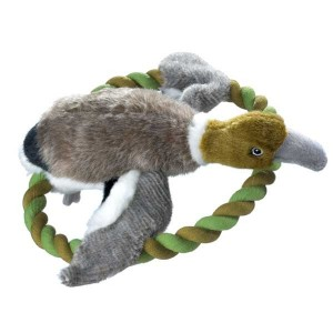 PELUCHE WILDLIFE TRAINING DUCK