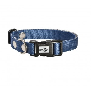 COLLIER SPOTTED BLEU