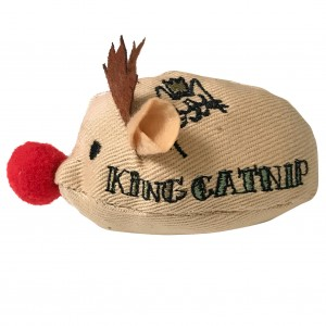 KING CATNIP SOURIS NOEL