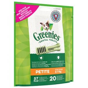 GREENIES PETITE 20PCES