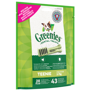 GREENIES TEENIE 43PCES