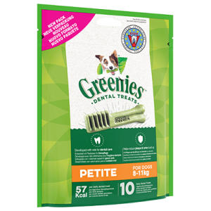 GREENIES PETITE 10PCES