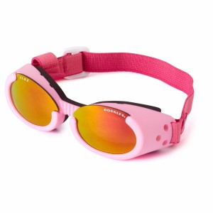 LUNETTES DOGGLES ROSES